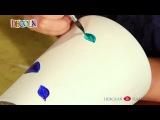 Мастер-класс по росписи керамики